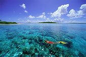 snorkeling aitutaki the lagoon of the south pacific