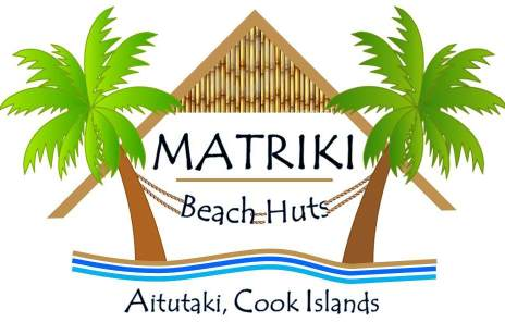 Cook islands cook islands vacation aitutaki cook islands cook matriki beach huts aitutaki cook islandslogo m4hsunfo